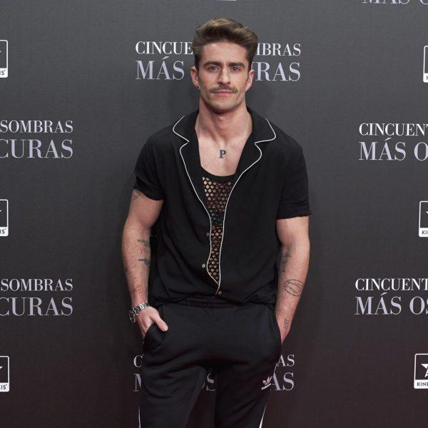 Famosos en el estreno de 'Cincuenta Sombras Más Sombras' en Madrid