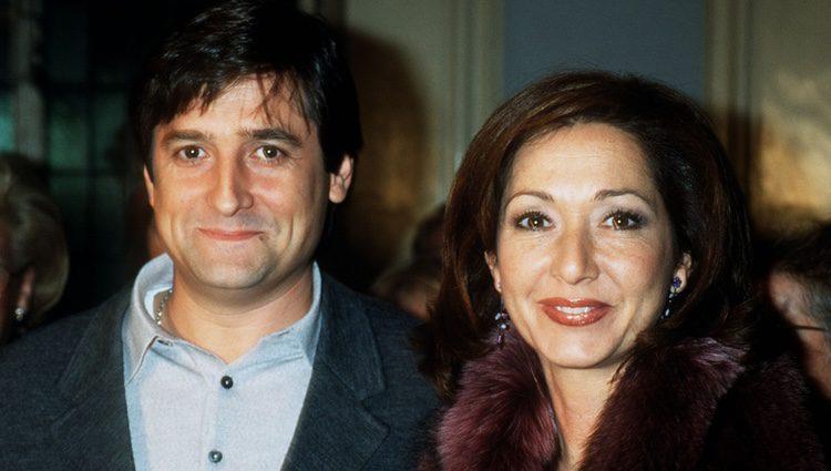Antonio Hidalgo y Ana Rosa Quintana