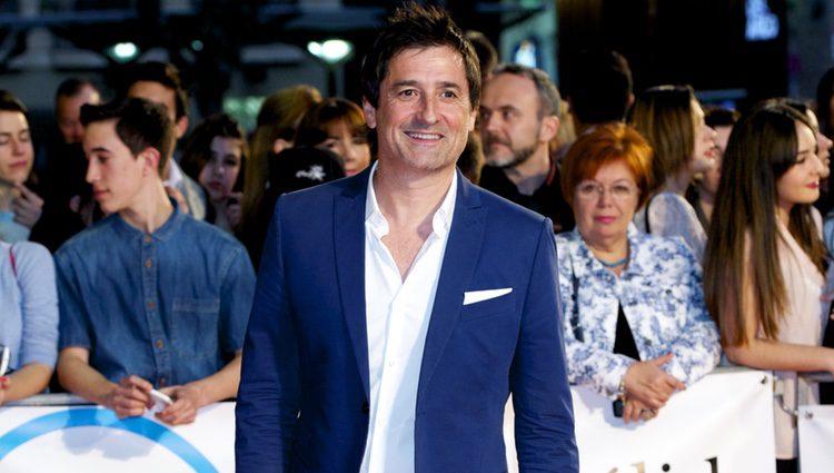 Antonio Hidalgo en el Festival de Murcia