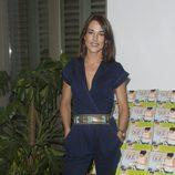 Ana Bono en la presentación del libro 'Yo sí que cocino'