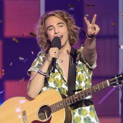 Manel Navarro tras ganar 'Objetivo Eurovisión'