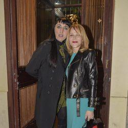 Rossy de Palma y Antonia San Juan en el 63 cumpleaños de Bibiana Fernández