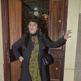 Rossy de Palma en el 63 cumpleaños de Bibiana Fernández