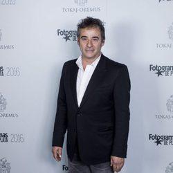 Eduard Fernández en el acto de nominados de los Premios Fotogramas de Plata 2016