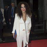 Cristina Rodríguez en la fiesta del 10 aniversario de La Fábrica de la Tele