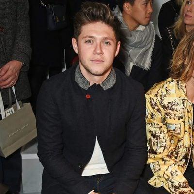 Niall Horan en la Semana de la Moda de Londres