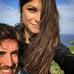 Fernando Alonso celebra San Valentín con Linda Morselli