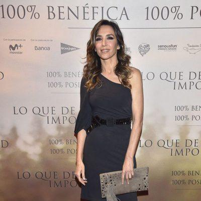 Paloma Lago en la Premiere de 'Lo que de verdad importa'