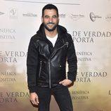 Antonio Velázquez en la Premiere de 'Lo que de verdad importa'