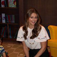 Magdalena de Suecia en la inauguración de la Casa de los Niños en Londres