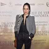 Adriana Herrera en la Premiere de 'Lo que de verdad importa'
