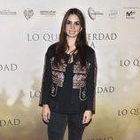 Elena Furiase en la Premiere de 'Lo que de verdad importa'