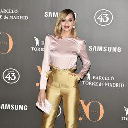 Norma Ruiz en la Fiesta Yo Dona de inicio de Madrid Fashion Week otoño/invierno 2017/2018
