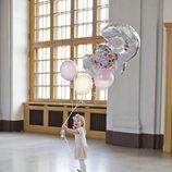Leonor de Suecia celebra su tercer cumpleaños entre globos