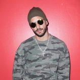 El cantante de reggaeton Maluma