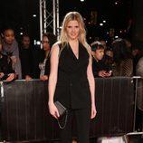 Lara Stone en la fiesta de la fundación Naked Heart Foundation en Londres