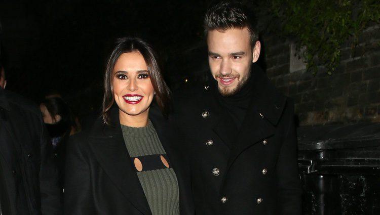 Cheryl Cole junto a Liam Payne en una cena romántica en Londres