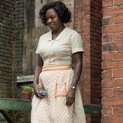 Viola Davis en una de las escenas de 'Fences'