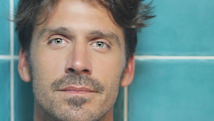 El cantante Guillermo Martín