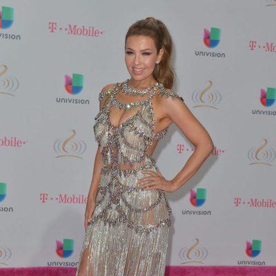 Thalia en los Premios Lo Nuestro 2017