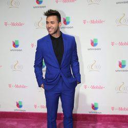 Prince Royce en los Premios Lo Nuestro 2017
