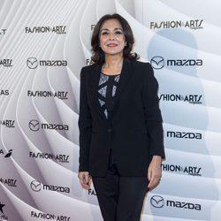 Isabel Gemio en la fiesta del primer aniversario de Magazine Fashion & Arts