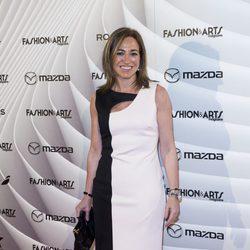 Carme Chacón en la fiesta del primer aniversario de Magazine Fashion & Arts