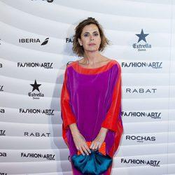 Ágatha Ruiz de la Prada en la fiesta del primer aniversario de Magazine Fashion & Arts
