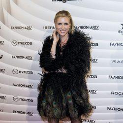 Judit Mascó en la fiesta del primer aniversario de Magazine Fashion & Arts