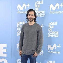 Marc Clotet en el estreno de '¿Qué fue de Jorge Sanz?'