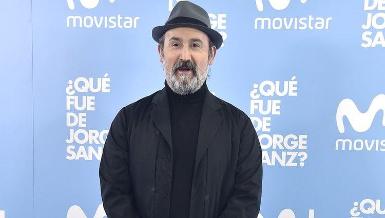 Javier Cámara en el estreno de '¿Qué fue de Jorge Sanz?'