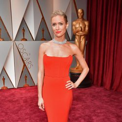Kristin Cavallari en la alfombra roja de los Premios Oscar 2017