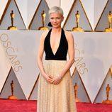 Michelle Williams en la alfombra roja de los Premios Oscar 2017