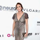Caitlyn Jenner en la fiesta de la Fundación Elton John tras los Premios Oscar 2017
