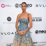 Leona Lewis en la fiesta de la Fundación Elton John por los Premios Oscar 2017