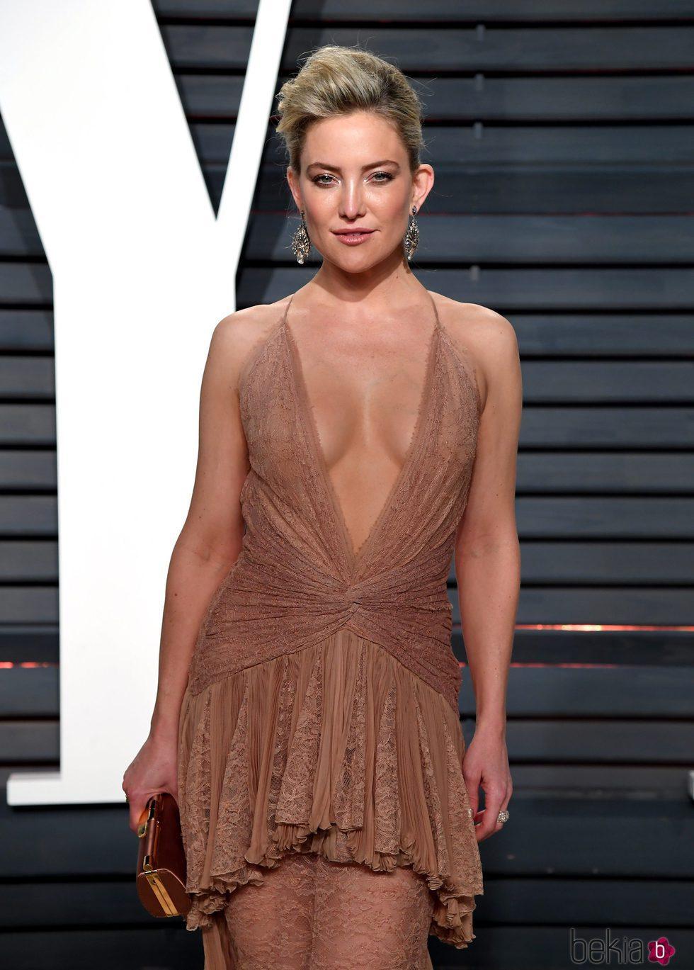 Kate Hudson en la fiesta de Vanity Fair de los Premios Oscar 2017
