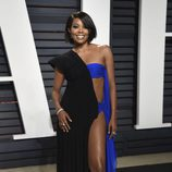 Gabrielle Union en la fiesta de Vanity Fair de los Premios Oscar 2017