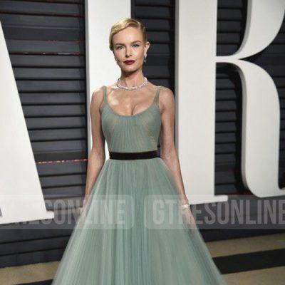 Kate Bosworth en la fiesta de Vanity Fair de los Premios Oscar 2017