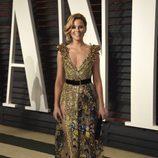 Elizabeth Banks en la fiesta de Vanity Fair de los Premios Oscar 2017