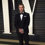 Jon Hamm en la fiesta de Vanity Fair de los Premios Oscar 2017