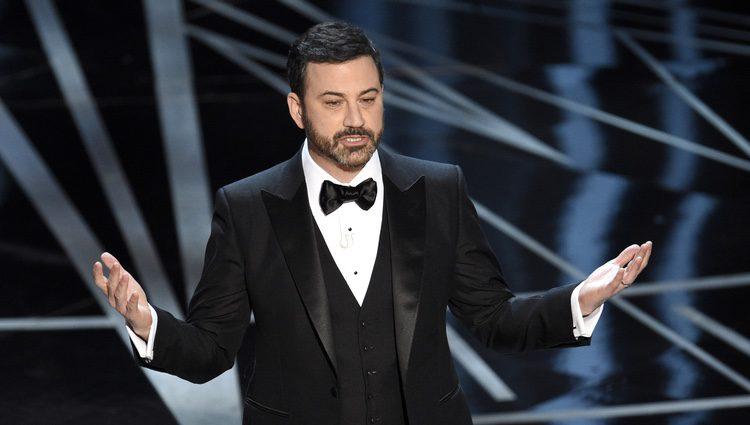 Jimmy Kimmel, presentador de la 89º edición de los premios Óscar 2017