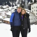 Guillermo Alejandro y Máxima de Holanda de vacaciones en la nieve