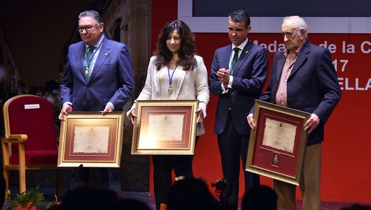 Acto en homenaje a Pablo Ráez y entrega de su Medalla de Oro