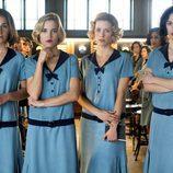 Nadia de Santiago, Ana Fernández, Maggie Civantos y Blanca Suárez en 'Las chicas del cable'