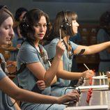 Blanca Suárez en una imagen de 'Las chicas del cable'