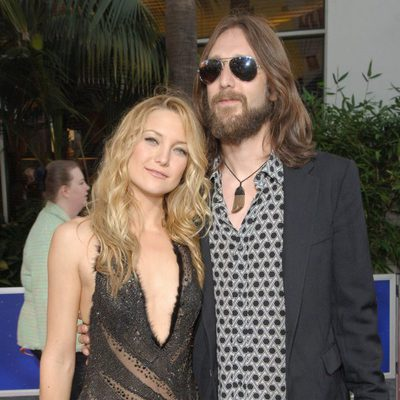 Kate Hudson y Chris Robinson en la premiere de 'The skeleton key'