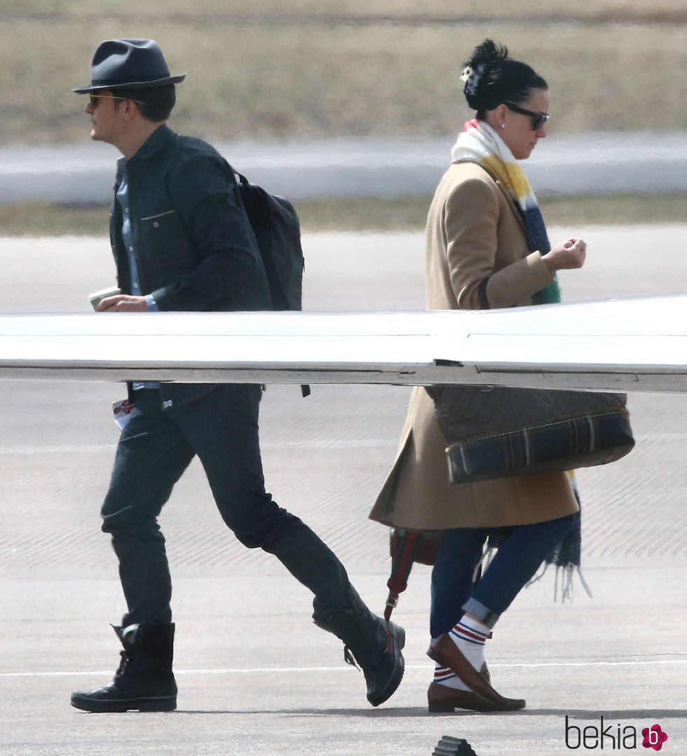Katy Perry y Orlando Bloom tomando caminos distintos