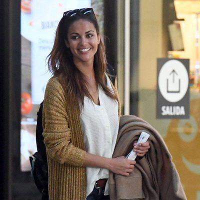 Lara Álvarez, feliz en Marbella tras su ruptura con Román Mosteiro