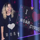 Miley Cyrus en los iHeartRadio Music Awards 2017