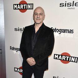 Roberto Álamo en la alfombra roja de los Premios Fotogramas de Plata 2016